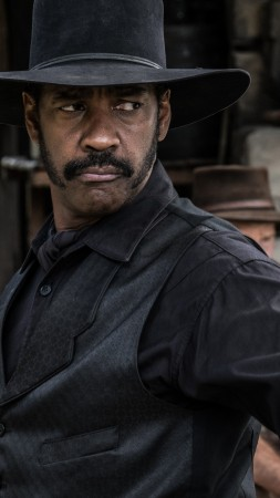 The Magnificent Seven, Denzel Washington (vertical)