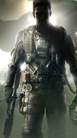Call of Duty: Infinite Warfare, shooter, PC, PS 4, Xbox One (vertical)