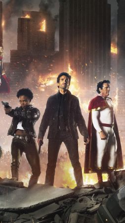 Powers, Season 2, BEST TV SERIES, PlayStation (vertical)