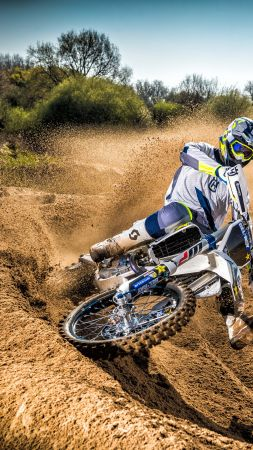 Husqvarna TC250, drift, motocross range unveiled (vertical)