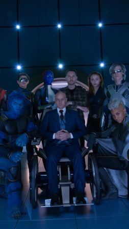 X-Men: Apocalypse, James McAvoy, Jennifer Lawrence, Nicholas Hoult, Rose Byrne, Best Movies