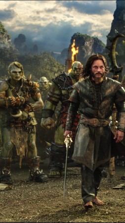 Warcraft, Anduin Lothar, TRAVIS FIMMEL, orks, Best Movies of 2016 (vertical)