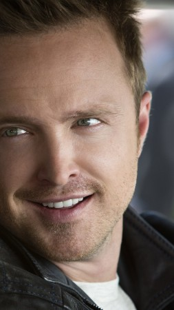 Aaron Paul, Most popular celebs, actor (vertical)