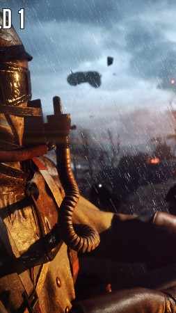 Battlefield 1, flamethrower, best games of 2016, shooter