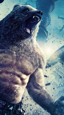 The Guardians, bear, superhero, best movies