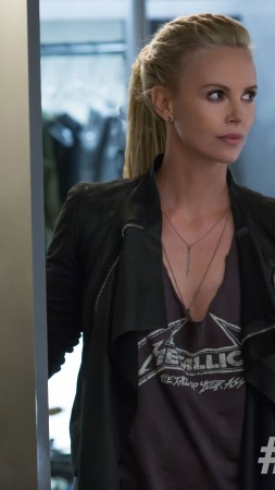 Fast and Furious 8, Fast 8, Charlize Theron, Metallica, best movies