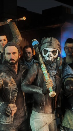 Homefront: The Revolution, shooter, fps, soldier, base, grey, screenshot, art, PC, PS4, XBox one