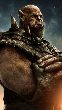 Warcraft, ork, Best Movies of 2016 (vertical)
