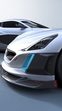 Rimac Concept S, electric car, electric, supercar (vertical)