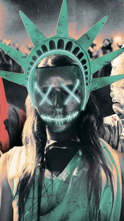 The Purge: Election Year, mask, best movies of 2016
