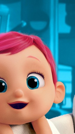 Storks, baby, best animation movies of 2016 (vertical)