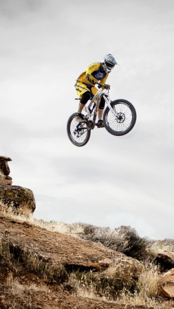 motocross, fmx, rider, freestyle, maneuver, superman (vertical)