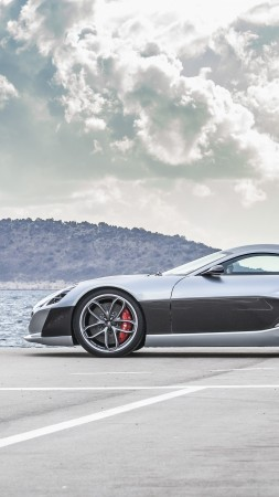 Rimac Concept 1, electric cars, electric, supercar