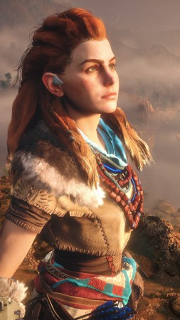Horizon Zero Dawn, E3 2016, action role-playing, PlayStation 4, Xbox One, Windows, Best Games (vertical)