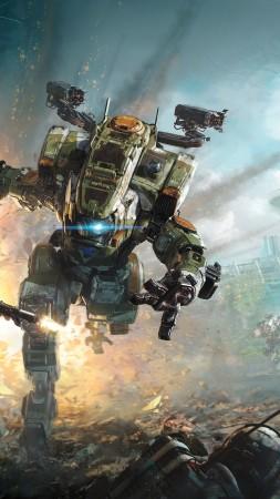 Titanfall 2, E3 2016, shooter, best games, PlayStation 4, Xbox One, Windows, Best Games (vertical)