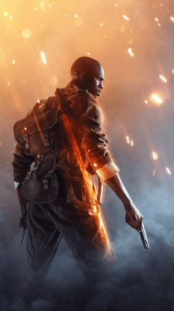 Battlefield 1, best games of 2016, shooter