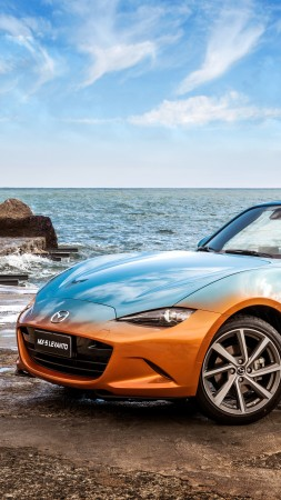 Mazda MX-5 Levanto, Garage Italia Customs, nature (vertical)