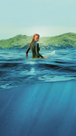 The Shallows, Blake Lively, sea, best movies (vertical)