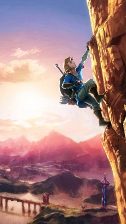 The Legend of Zelda: Breath of the Wild, best games, nature, Wii U, NX