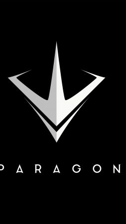 Paragon, logo, MOBA, Best Games, PC, PS4 (vertical)