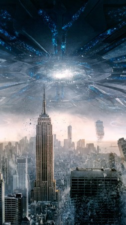 Independence Day: Resurgence, new york, best movies 2016 (vertical)