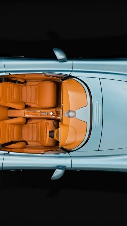 Bristol Bullet, speedster, roadster, supercar, interior