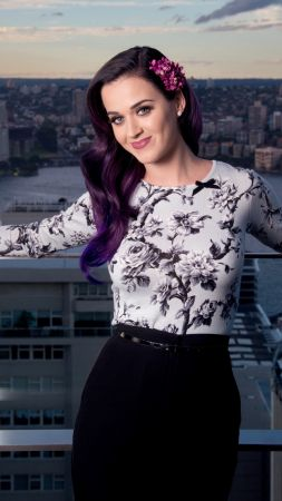Katy Perry, Top music artist and bands, singer, actress (vertical)