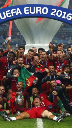 euro 2016, portugal, winner, Real Madrid (vertical)