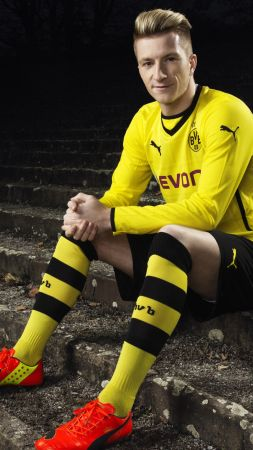 Marco Reus, football, German Soccer Player (vertical)