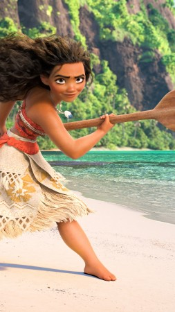 Moana, best animation movies of 2016 (vertical)