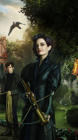 Miss Peregrine's Home for Peculiar Children, Eva Green, Tim Burton, best movies of 2016