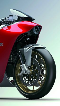 MV Agusta F4Z, speedbike, superbike, red, best bikes
