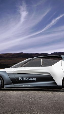 Nissan BladeGlider, supercar, electric cars, electric (vertical)