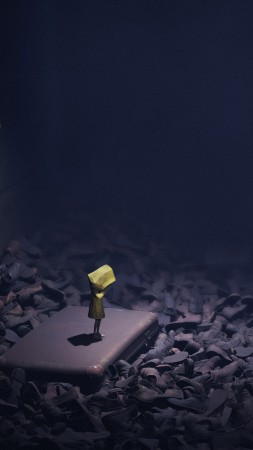 Little Nightmares, PC, Xbox one, PS4 (vertical)