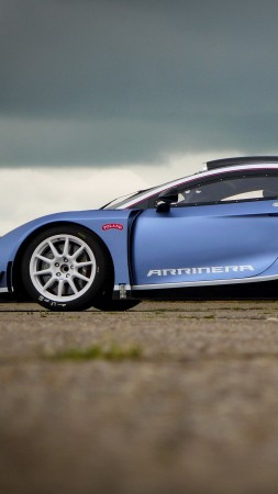Arrinera Hussarya GT, supercar, speed (vertical)
