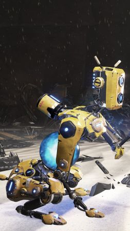 ReCore, Kai Brehn, PC, PS4, PlayStation 4, Xbox, Xbox 360, Xbox One (vertical)