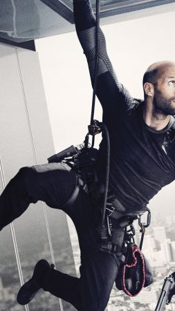 Mechanic: Resurrection, Jason Statham (vertical)
