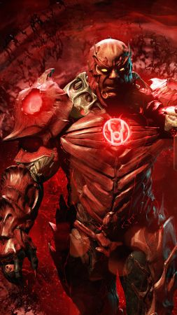 Injustice 2, Atrocitus, fighting, PC, PlayStation, PS4, Xbox One (vertical)