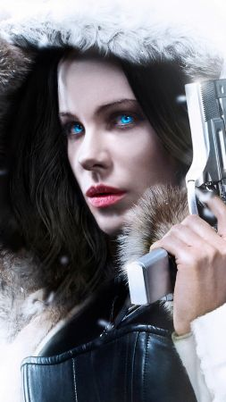 Underworld: Blood Wars, Kate Beckinsale, vampire, best movies (vertical)