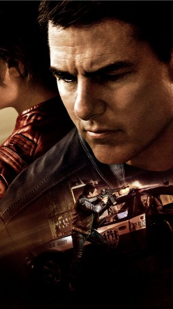 Jack Reacher: Never Go Back, Tom Cruise, best movies (vertical)