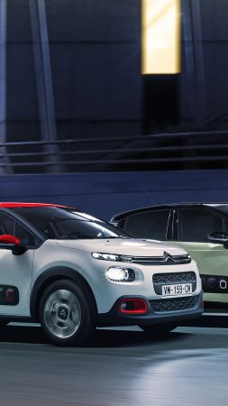 Citroen C, paris auto show 2016, rally (vertical)