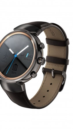 Asus ZenWatch 3, smart watch, review, IFA 2016, smart watch, luxury watches (vertical)