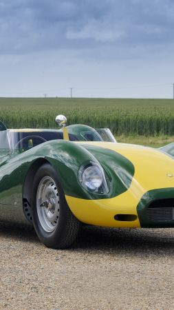 Lister Knobbly Stirling Moss Edition, sport car, supercar