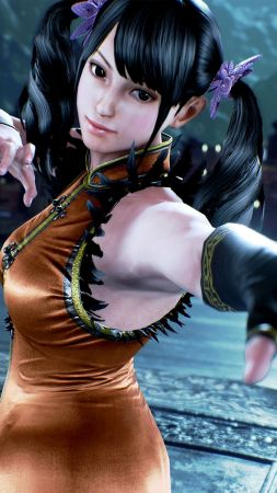 Tekken 7, E3 2016, fighting, PlayStation 4, Xbox One, Windows, Best Games (vertical)