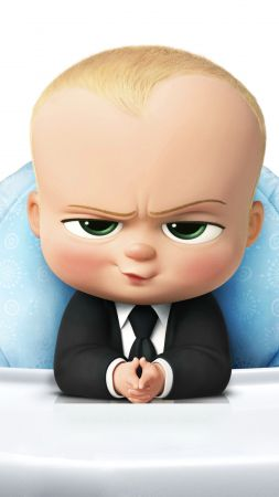 The Boss Baby, Baby, costume, best animation movies (vertical)