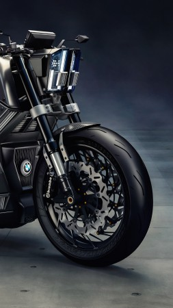 BMW Urban Racer, electric, electric bikes, best bikes (vertical)