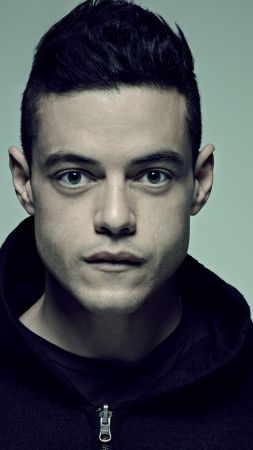 Mr. Robot 2 season, Emmy 2016, elliot alderson, Rami Malek, best TV series (vertical)