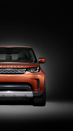 Land Rover Discovery, paris auto show 2016, crossover (vertical)