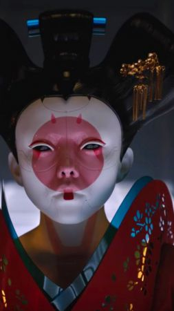 Ghost in the Shell, geisha, best movies
