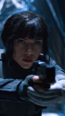 Ghost in the Shell, Scarlett Johansson, best movies (vertical)